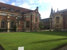 Imagine yourself studying here!