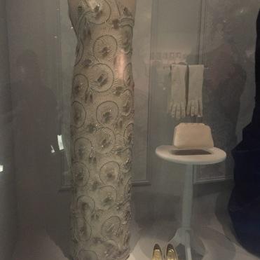 Nancy Reagan's Inaugural Gown