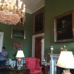 Green Room - White House