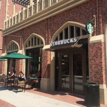 Starbucks at USC Village