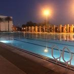 Rec center pool open for non-athletes