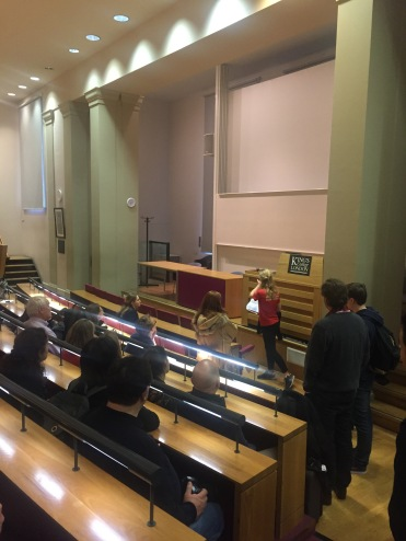 Kings College Lecture Room